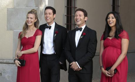 Wedding Guests - Royal Pains