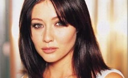 Shannen Doherty: Returning to 90210!