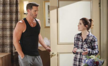 Brady Has a Surprise - Days of Our Lives