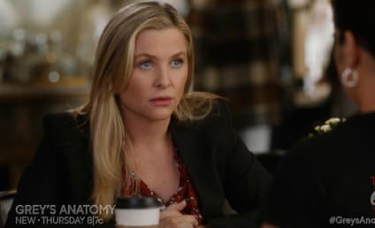 Grey's Anatomy Sneak Peek: Callie vs. Arizona!