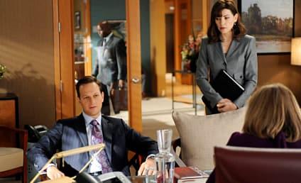 The Good Wife Review: A New Day