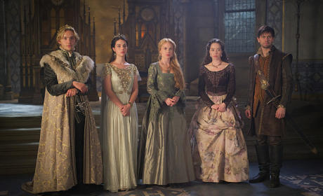 Reign Season 3 Episode 1 Review: Three Queens, Two Tigers