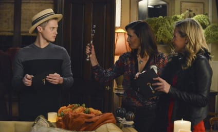 Switched at Birth Review: It's a Dogfight