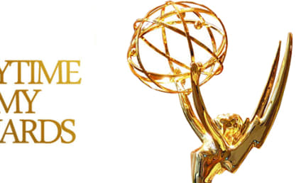 The 43rd Annual Daytime Emmy Nominations - Complete List!