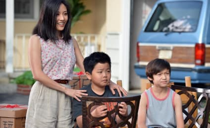 Fresh Off the Boat Series Premiere Review: All American Family