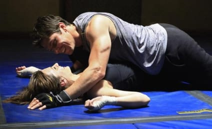 Michael Trucco on Castle: First Look