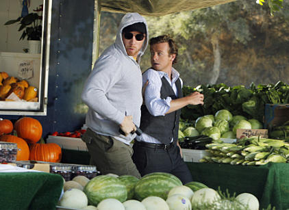 Watch The Mentalist Season 3 Episode 8 Online