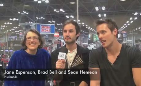 Team Husbands Talks Web Series Comic Book, Charity Event
