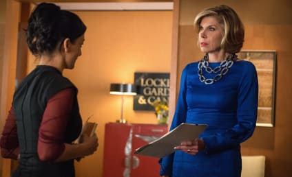 The Good Wife Season 6 Episode 6 Review: Old Spice