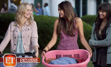The Vampire Diaries Season Premiere Pic: Move-In Day!