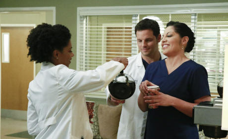 Who Needs Coffee? - Grey's Anatomy Season 11 Episode 22
