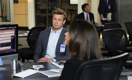 The Mentalist Picture Preview: What Will Lisbon Do?