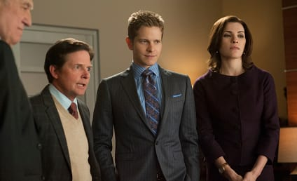 The Good Wife Review: Playing with Words