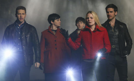 Her Parents' Past - Once Upon a Time Season 4 Episode 18
