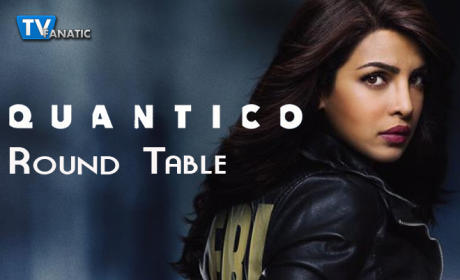 Quantico Round Table: It's A Man's World