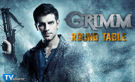 Grimm Round Table: Magic and Mayhem, Secrets and Lies