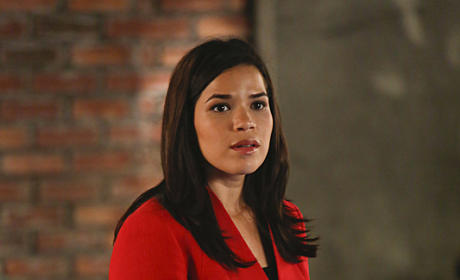 America Ferrera Returns