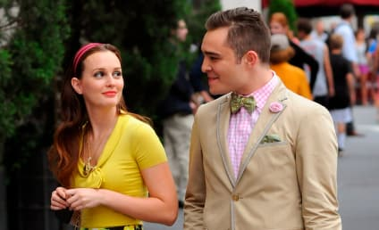 Gossip Girl Burning Question: What's With the Ring?