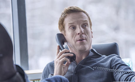 "Damian Lewis as Bobby ""Axe"" Axelrod"