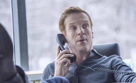 """Damian Lewis as Bobby """"Axe"""" Axelrod"""