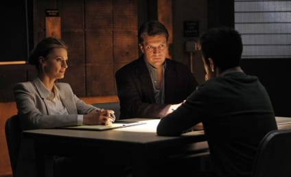 Castle Review: Too Soon