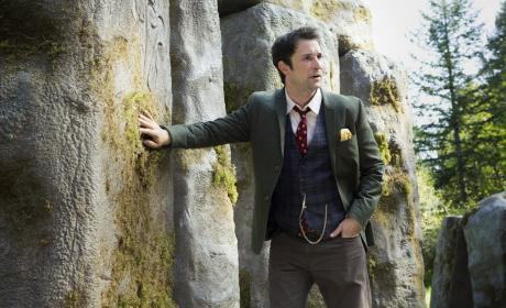 The Librarians Series Premiere Review: Flying Swords and Secret Passages