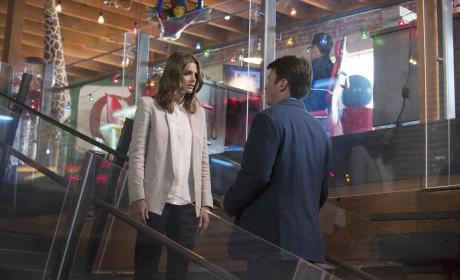 What Is Castle Saying? Season 7 Episode 2