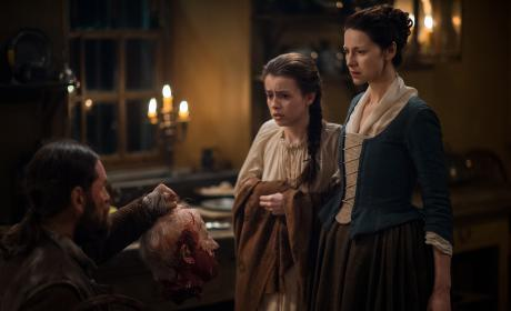 Vengeance - Outlander Season 2 Episode 11