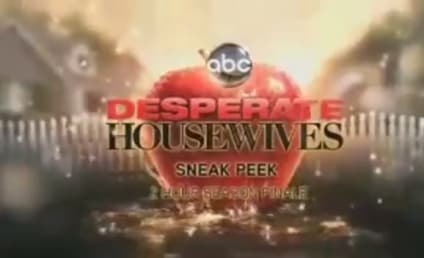 """Desperate Housewives Season Finale Sneak Peeks: """"Come On Over for Dinner"""""""