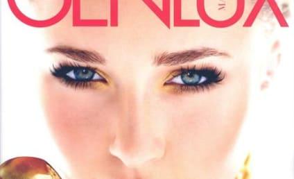 Hayden Panettiere on Genlux Cover