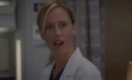 Grey's Anatomy Premiere Clip - Are You Nervous?