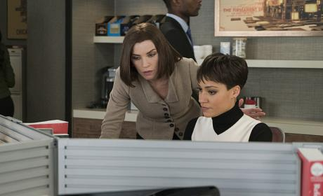 The Good Wife Season 7 Episode 14 Review: Monday