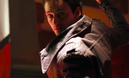 "Smallville Clip, Photos from ""Pandora"""