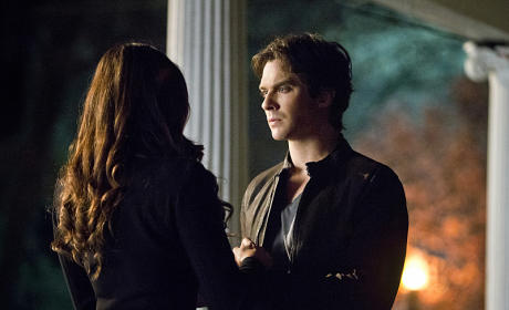 The Vampire Diaries Season 6 Episode 20 Review: I'd Leave My Happy Home For You