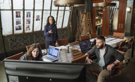 OPA On the Case - Scandal Season 4 Episode 19