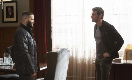 Jake vs. Huck - Scandal Season 4 Episode 15