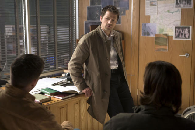 Castiel Asking for Help