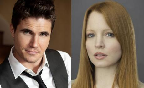 The X-Files Adds Robbie Amell and Lauren Ambrose as Agents!