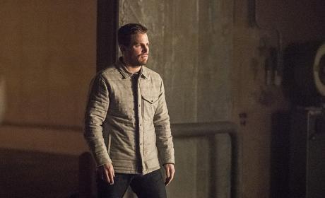 Hey! - Arrow Season 4 Episode 13