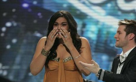 Jordin Sparks is Your American Idol!