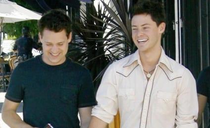 All Smiles: T.R. Knight and Boyfriend
