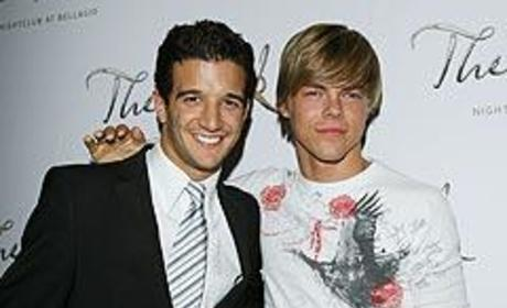Mark Ballas and Derek Hough: Birthday Boys!