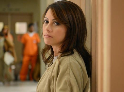 Elizabeth Rodriguez on Orange