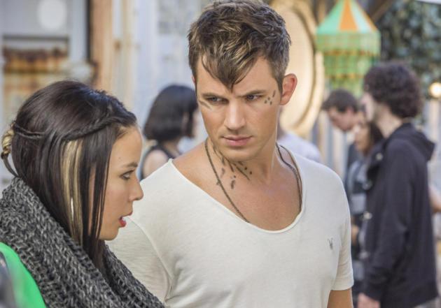 Roman Looks at Julia