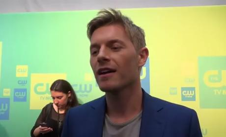 Rick Cosnett Previews The Flash