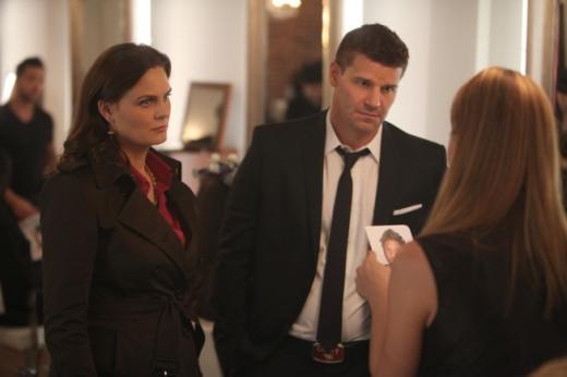 Brennan, Booth Pic