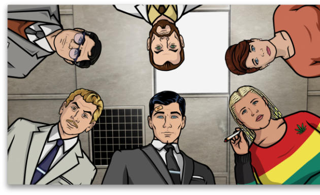 archer season 3 full episodes online free