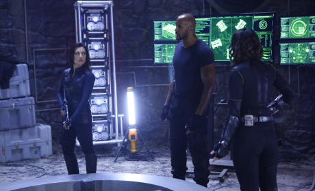 Agents of S.H.I.E.L.D. Season 3 Episode 10 Review: Maveth