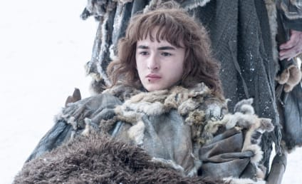 Game of Thrones Season Finale Photos: What About The Children?!?