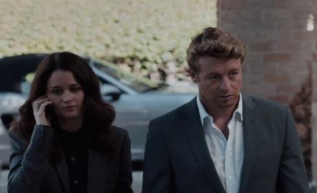 The Mentalist Clip - Personal Meets Professional